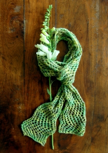 Summer Shimmer Scarf Purl Bee