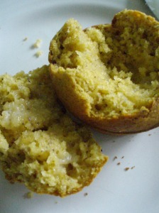 12 grain cornmeal muffins