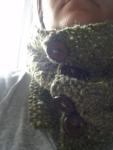 Cozy Basket Weave Cowl