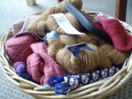 New additions to the yarn stash