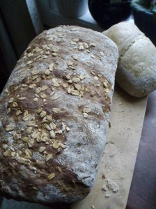 Oatmeal Wheat and Rye