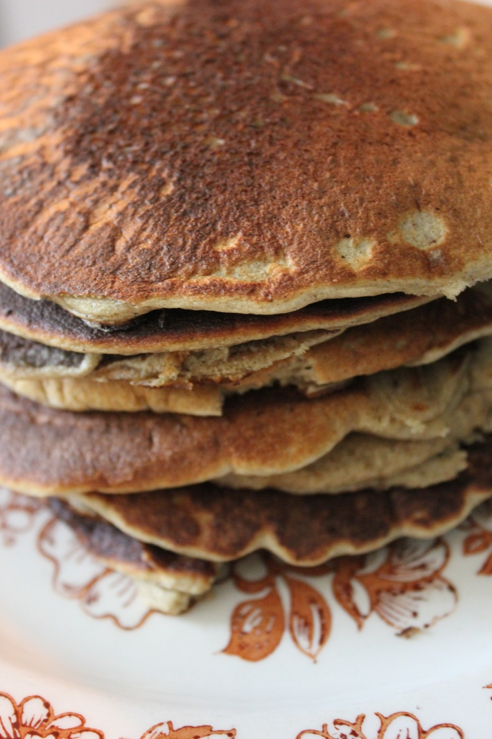 Mountain Men and Maple Syrup (or a tale of two pancakes)
