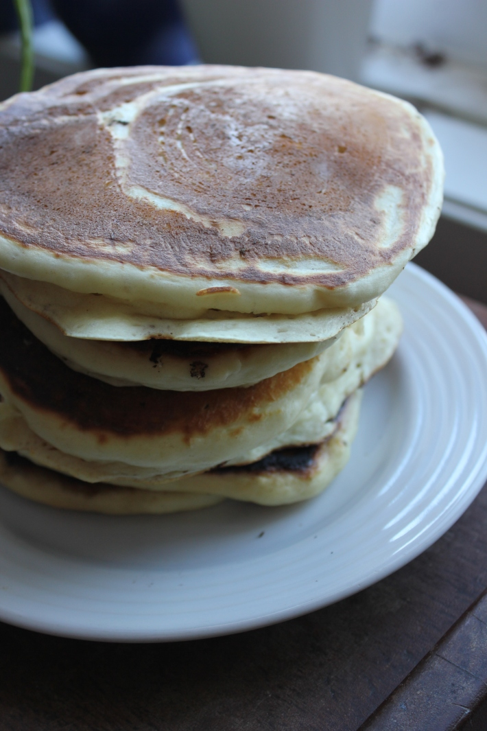Super Fluffy Pancakes